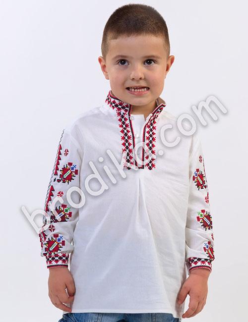Детска блуза дълъг ръкав