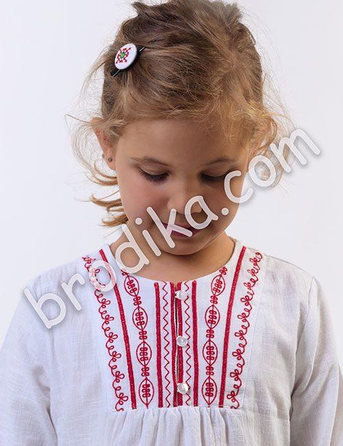 """Детска блуза """"Бисера"""" 4"""