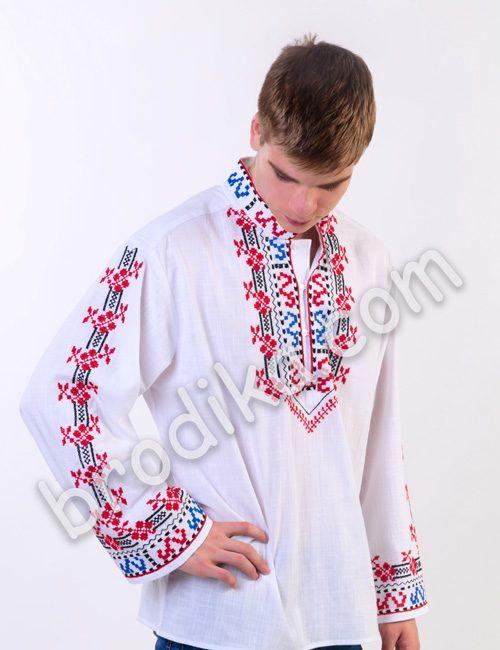 """Мъжка шопска риза """"Герой"""" 7"""