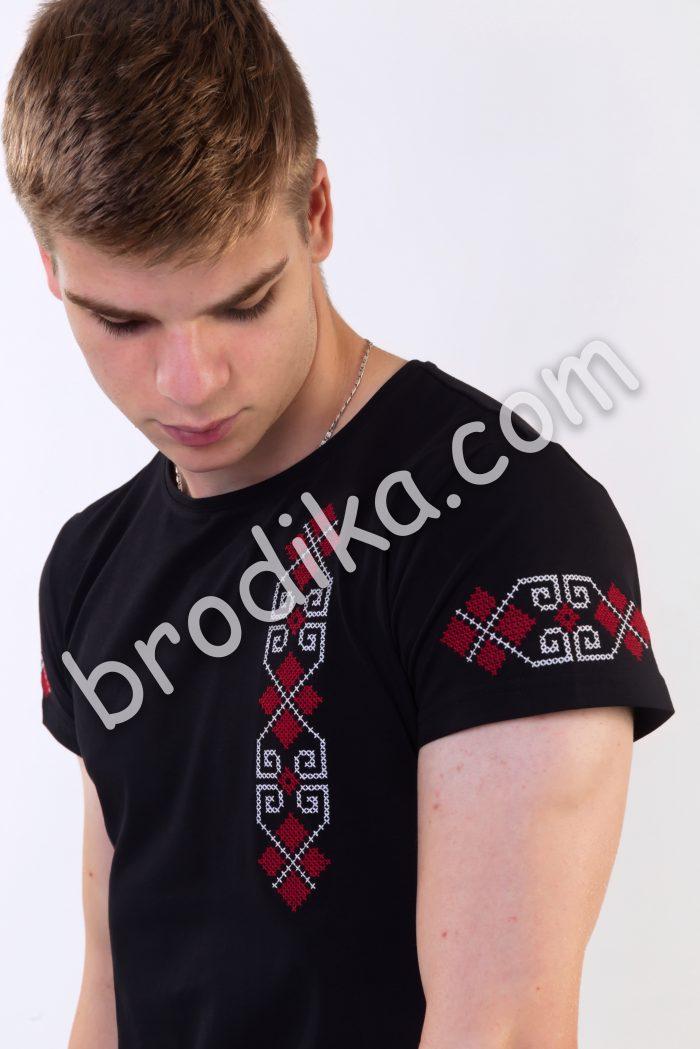 """Мъжка тениска с къс ръкав """"Сила"""" 1"""