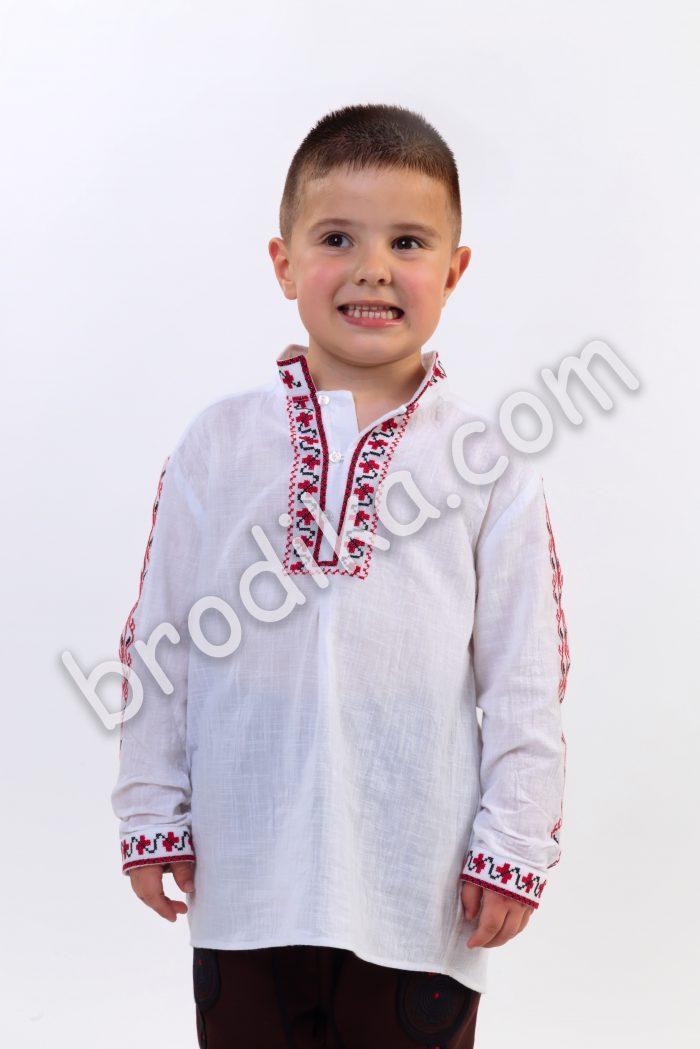 """Детска шопска риза """"Мирон"""" 3"""