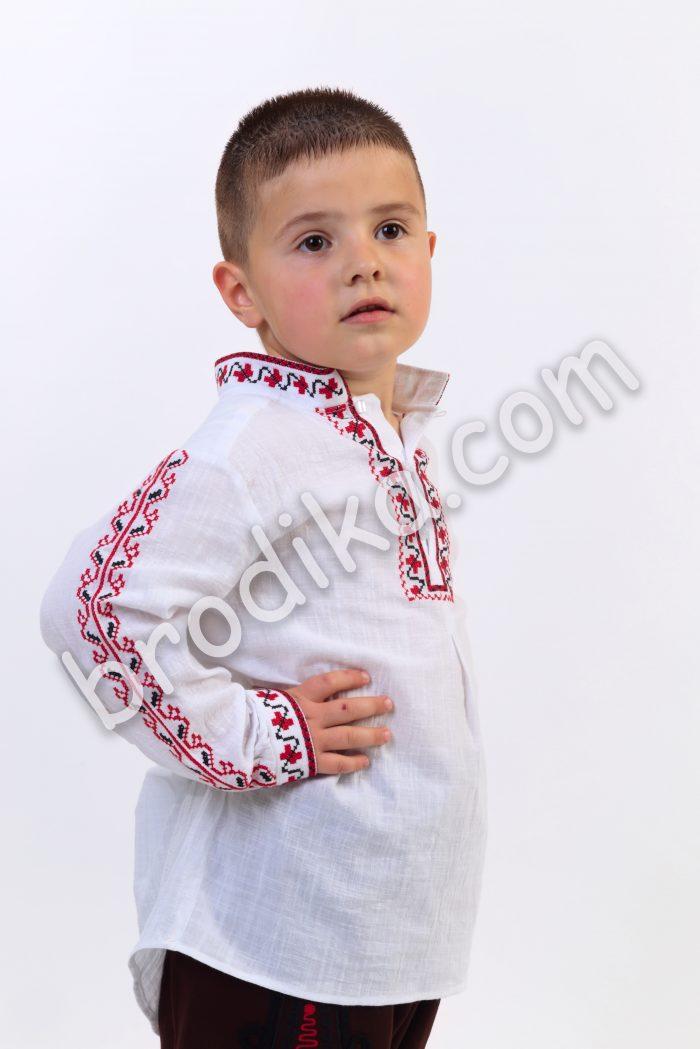 """Детска шопска риза """"Мирон"""" 2"""