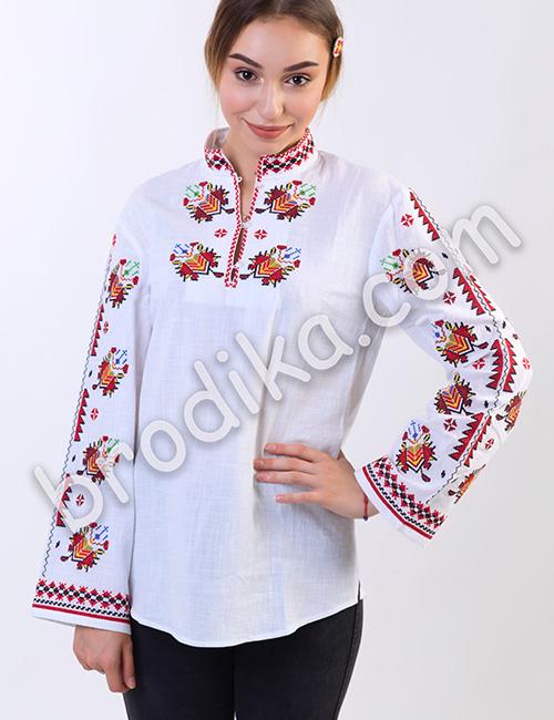 """Дамска тракийска риза """"Богатина"""" 5"""