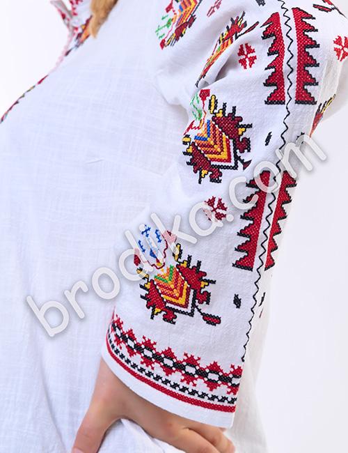 """Дамска тракийска риза """"Богатина"""" 1"""