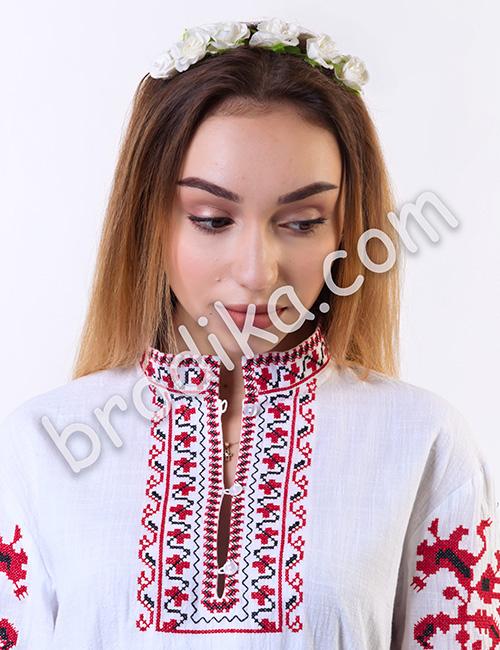 """Дамска шопска риза """"Киприана"""" 5"""