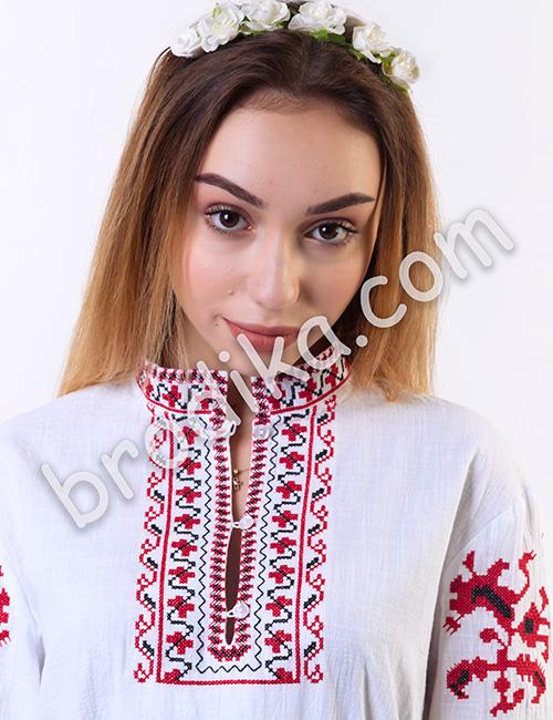 """Дамска шопска риза """"Киприана"""" 4"""