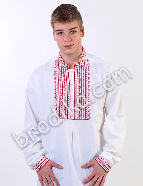 Мъжка родопска риза