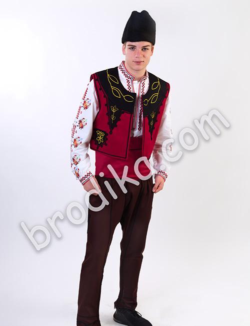 """Мъжки тракийски потур """"Руен"""" 1"""