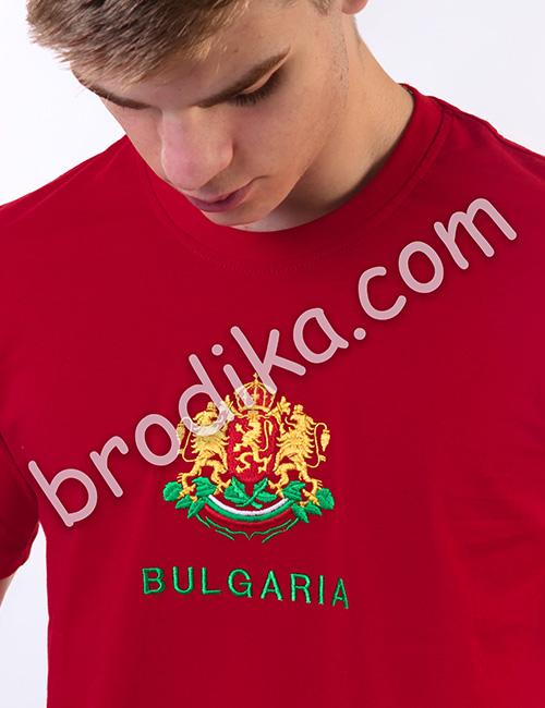 """Мъжка тениска """"Гордост"""" 1"""