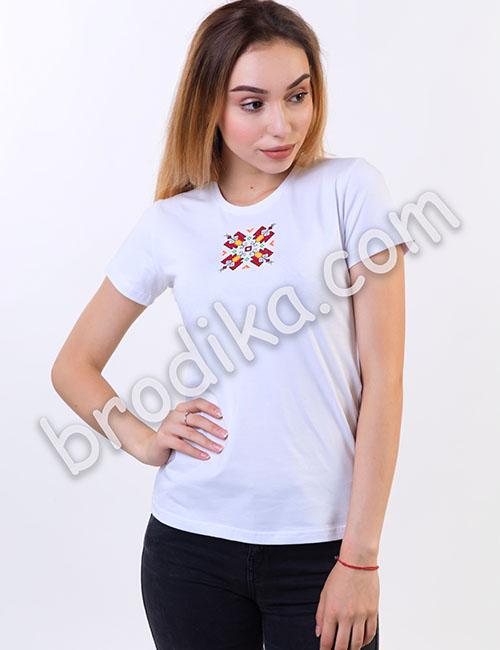 """Дамска тениска с къс ръкав """"Лъчезара"""" 2"""