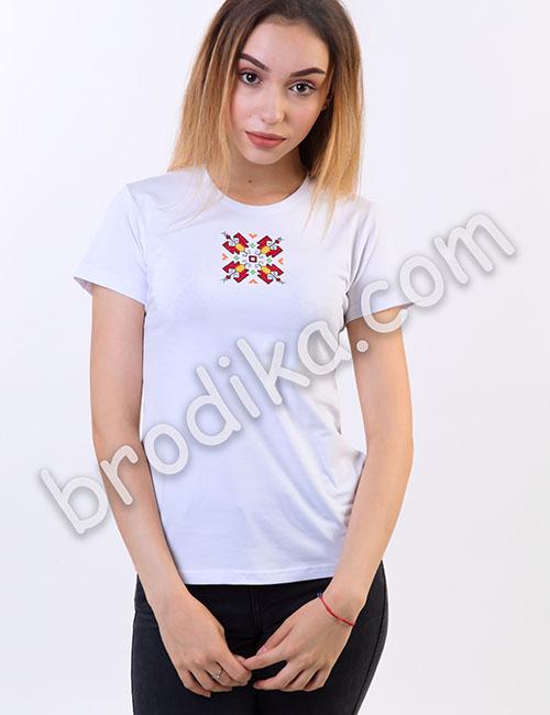 """Дамска тениска с къс ръкав """"Лъчезара"""" 1"""