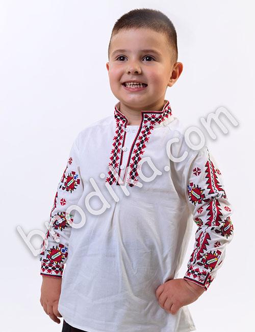 """Детска тракийска риза """"Батбаян"""" 3"""