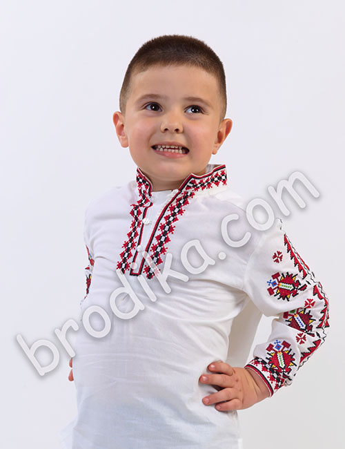 """Детска тракийска риза """"Батбаян"""" 2"""
