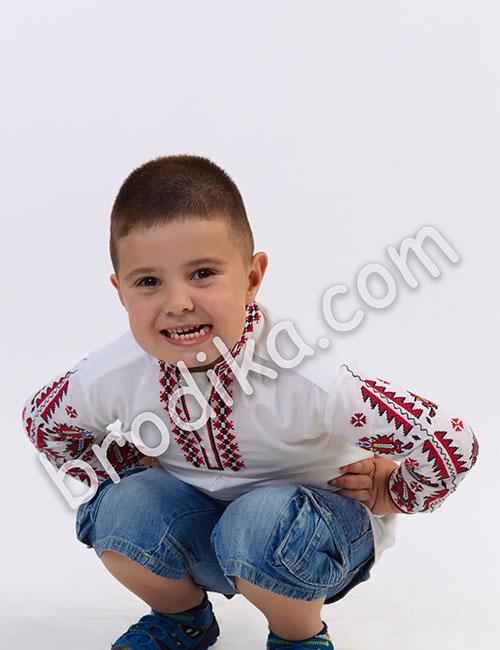 """Детска тракийска риза """"Батбаян"""" 1"""