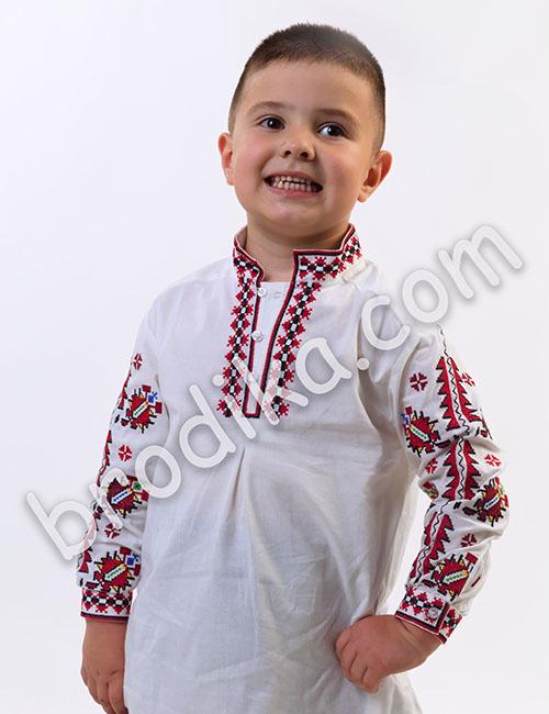 """Детска тракийска риза """"Батбаян"""""""