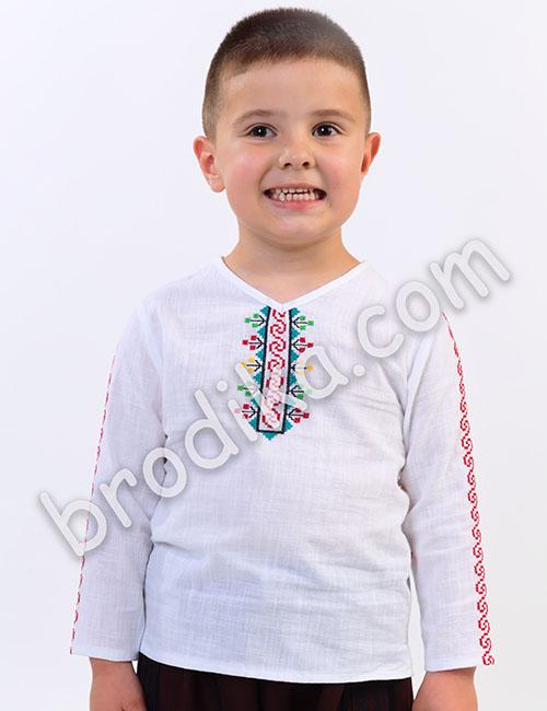 """Детска риза """"Орлин"""""""