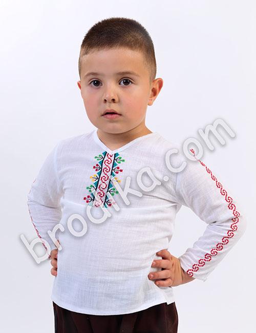 """Детска риза """"Орлин"""" 1"""