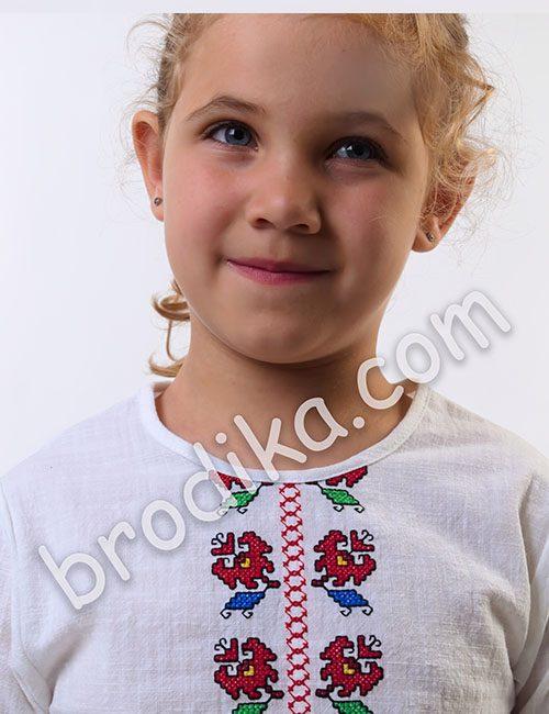 """Детска блуза """"Цвете"""""""