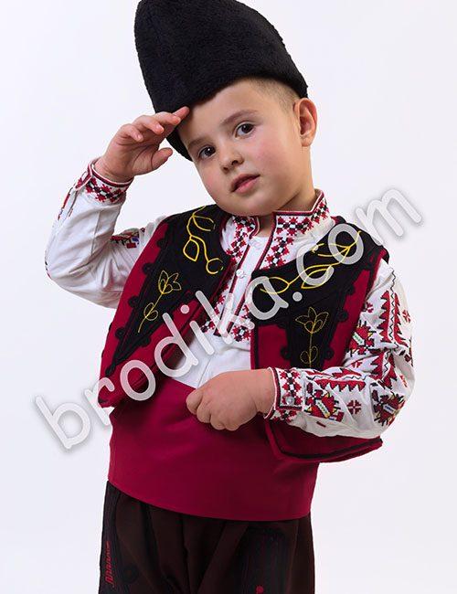 "Детски тракийски елек ""Будимир"""