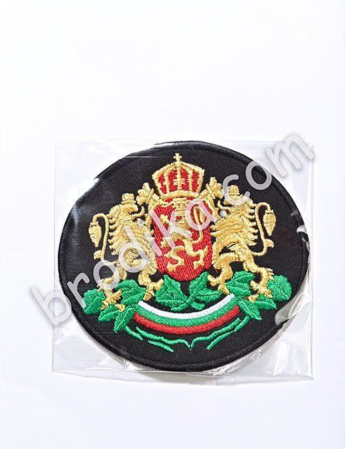 Бродиран герб