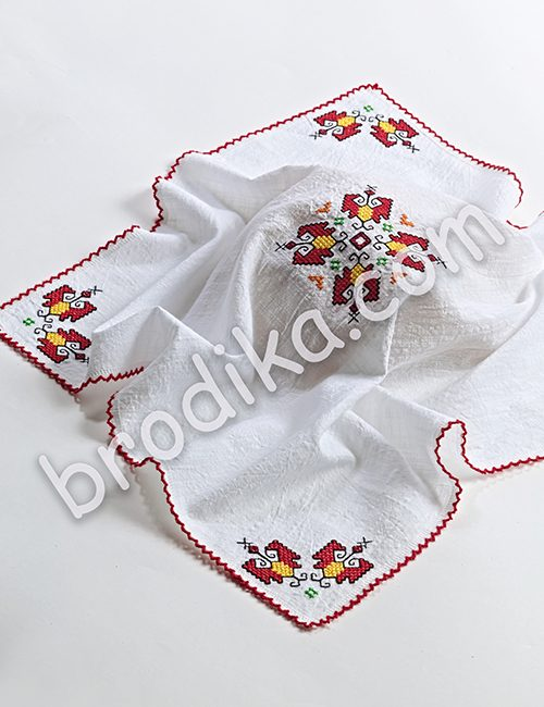 Кърпа за погача - месал