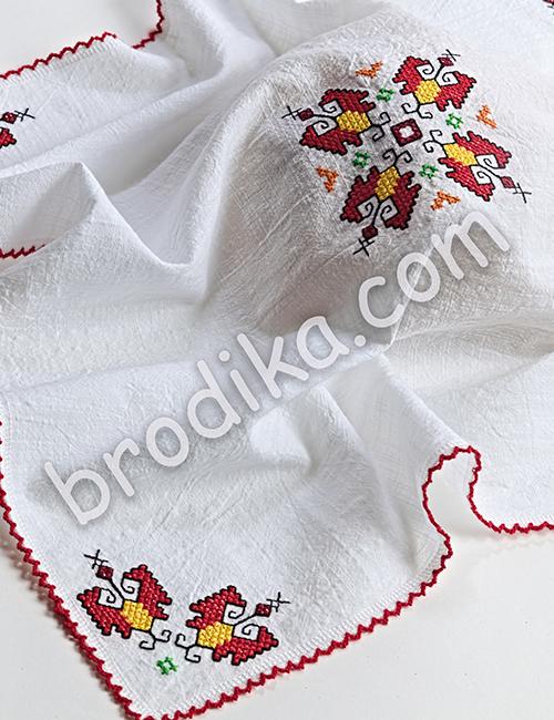 Кърпа за погача - месал 3
