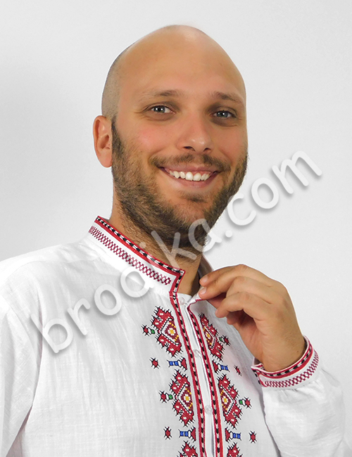 """Мъжка пиринска риза """"Вихрен"""" 4"""