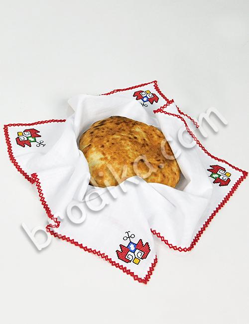 Кърпа за погача - месал 1