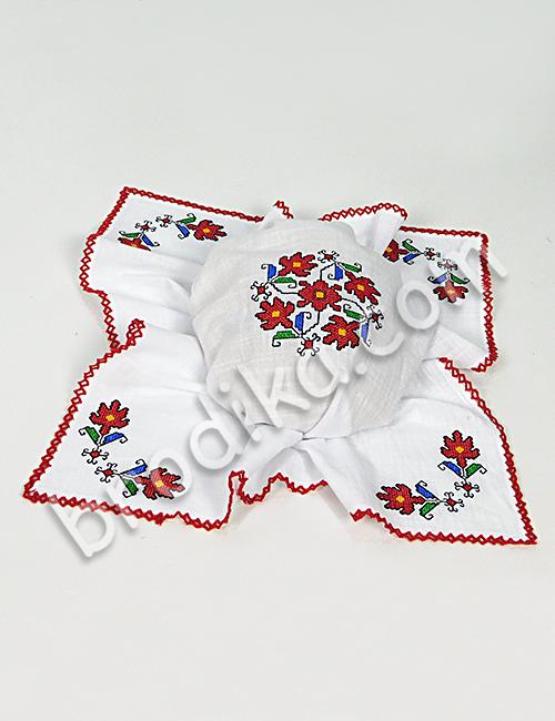 Кърпа за погача - месал 5