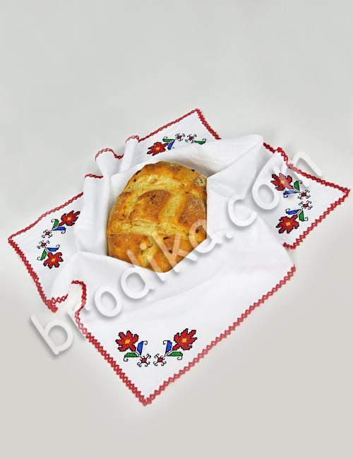 Кърпа за погача - месал 4