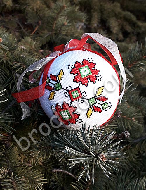 """Коледна украса за елха """"Станеник"""" 5"""