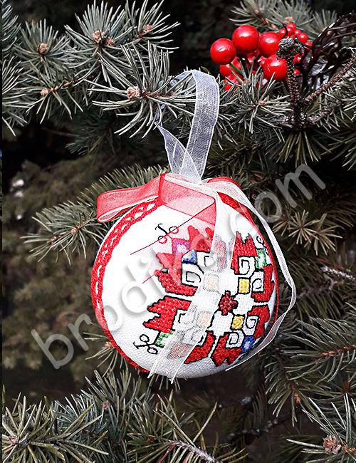 """Коледна украса за елха """"Бъднуване"""" 5"""