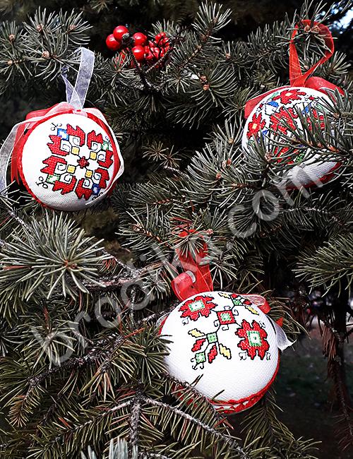 """Коледна украса за елха """"Станеник"""" 3"""