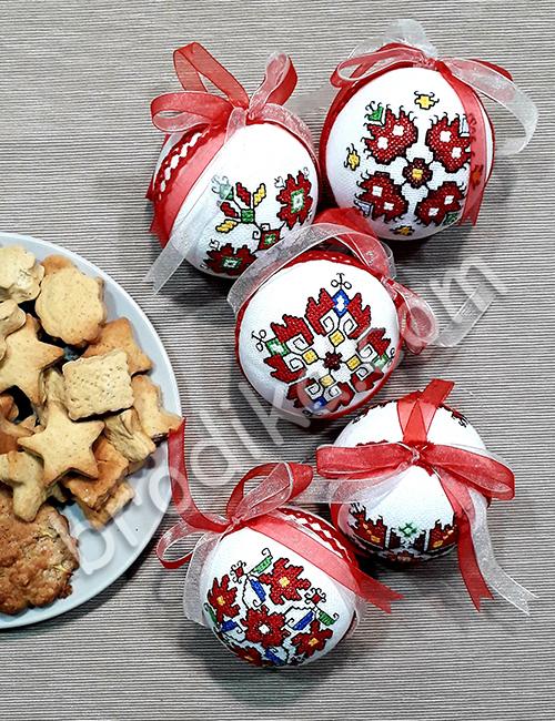 """Коледна украса за елха """"Станеник"""" 4"""