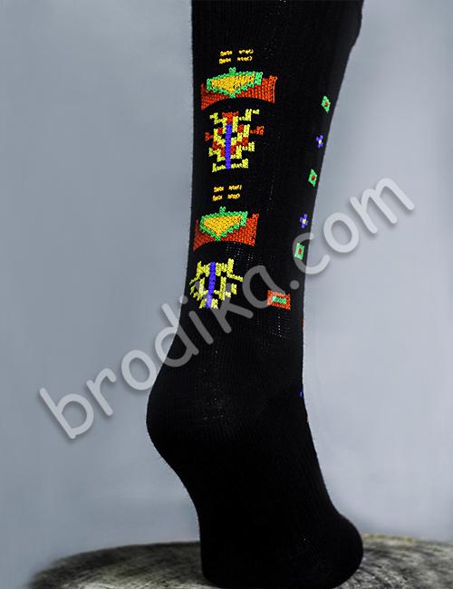 """Дамски чорапи """"Пъстреници"""" 3"""